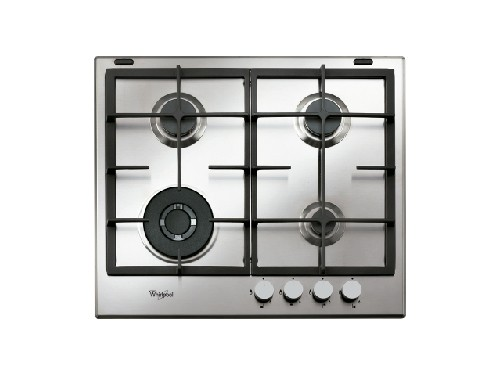 Anafe a Gas Whirlpool Empotrable 60 CM