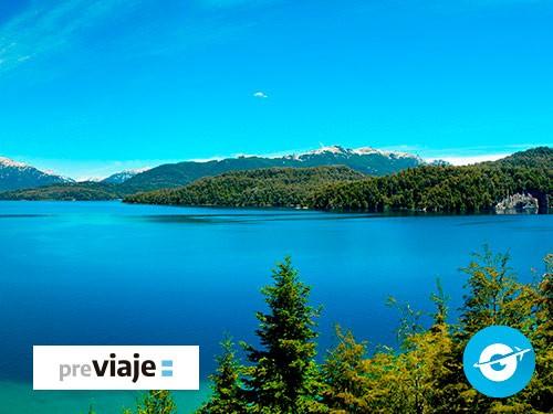 Paquete Bariloche en Auto: Vuelo + Hotel + Auto + Seguro (Argentina)