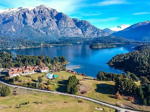 Viajes Bariloche 3 noches Exc. C.Chico+Panoramico+7 Lagos 10%OFF - Ago