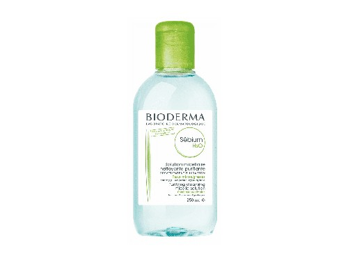 Bioderma Sébium H2O Agua Micelar para Piel Mixta a Grasa x250ml