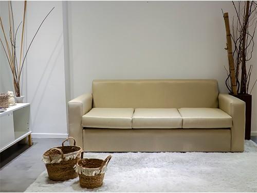Sofa Sillon Moderno 3 Cuerpos Angela