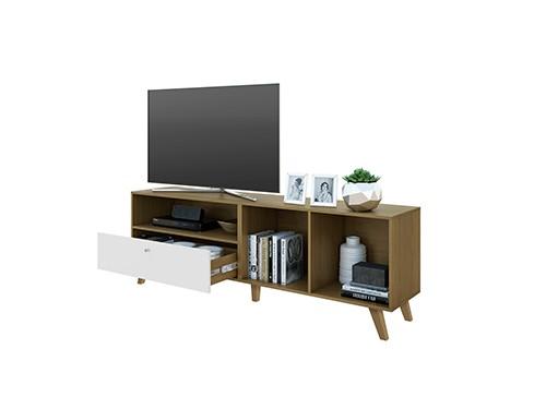 Mueble Para Tv Mesa Rack Nordico Mali