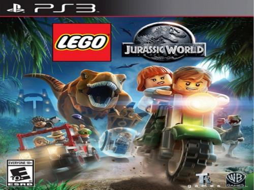 Lego Jurassic Word Ps3 Juego Digital