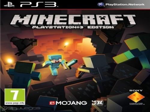 Juego Minecraft Ps3 Digital