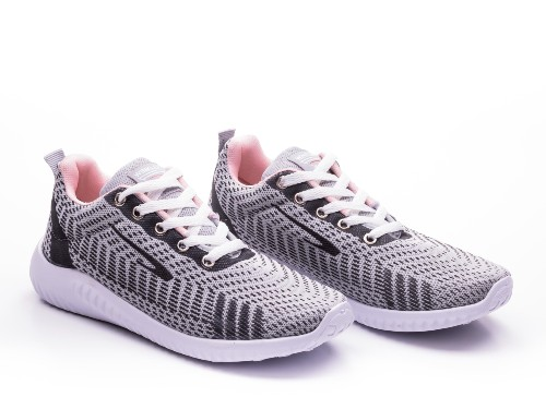Zapatillas Deportivas De Mujer Becky 800W Grey