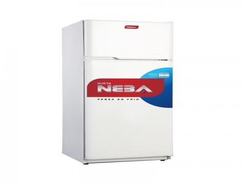 Heladera Auto Defrost Neba A280 Blanca Con Freezer 280l 220v