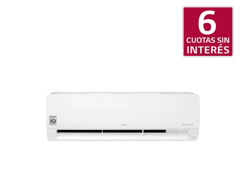 Aire acondicionado Dual Cool Inverter Split frío/calor 3000