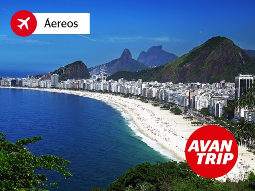 Vuelos a Río de Janeiro