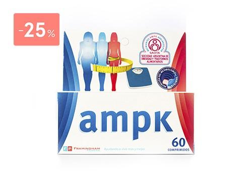 AMPK - Suplemento ampk 60 comprimidos | FarmaOnline