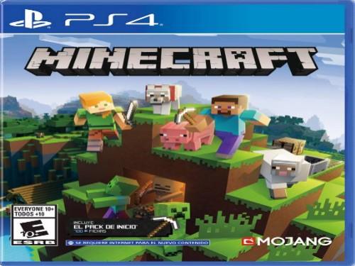 Minecraft - Juego Ps4 Juego Fisico Nuevo Sellado