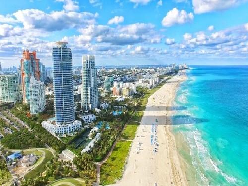 Vuelos a Miami en 18 cuotas