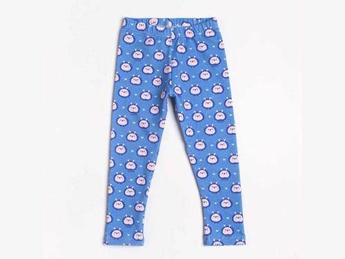 Calzas Nena Azul Erizas
