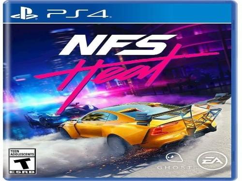 Need For Speed Heat  - Juego Ps4  Fisico Nuevo Sellado