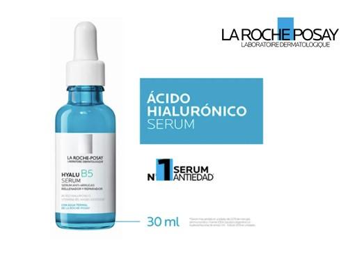 Serum Antiedad c/ Ácido Hialuronico Hyalu B5 La Roche Posa