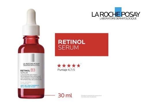 Serum Retinol B3 con vitamina B3 X 30ml La Roche Posay