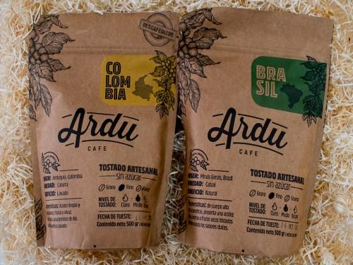 Combo «Cafetero» Café molido de primera calidad