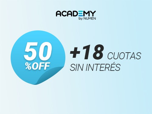 Curso de Marketing Digital (Título Oficial) 50%OFF y 18 cuotas s/int.