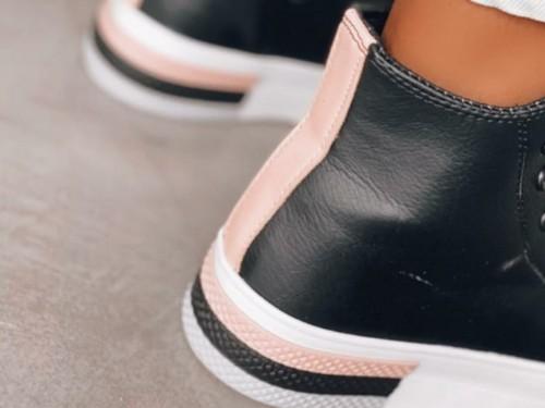 Zapatillas botita , Maleducadas