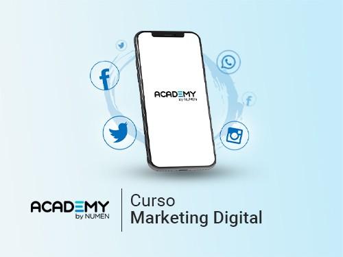 Curso de Marketing Digital (Título Oficial) 75%OFF y 6 cuotas s/int.