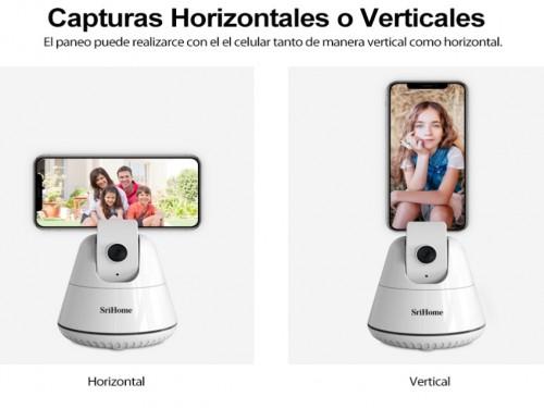 Cámara Web Auto Tracking - Ideal Para Vivos - Youtubers