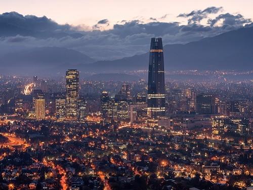 Pasaje a Santiago de Chile con LATAM Airlines