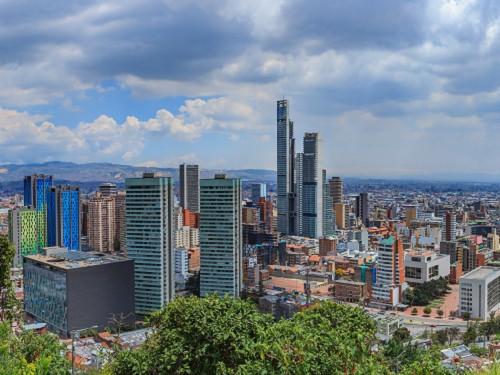 Pasaje a Bogotá con LATAM Airlines