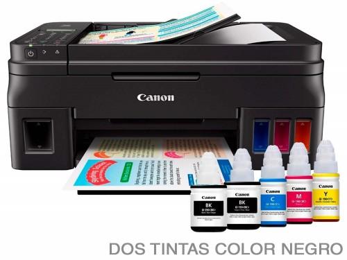 Impresora Canon Pixma G4100 multifuncion sistema continuo