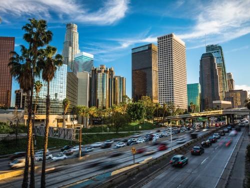 Pasaje a Los Angeles con LATAM Airlines