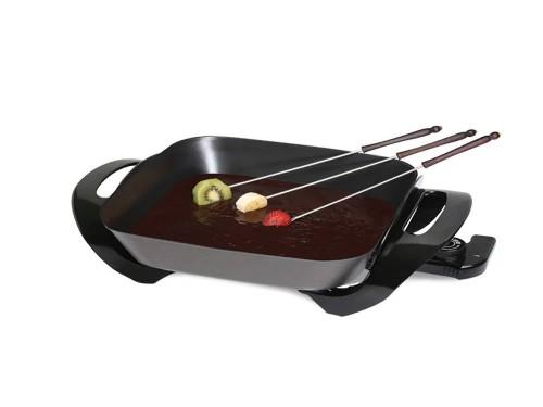 Cocina eléctrica Kitchinet - 1500 W - Negro Liliana