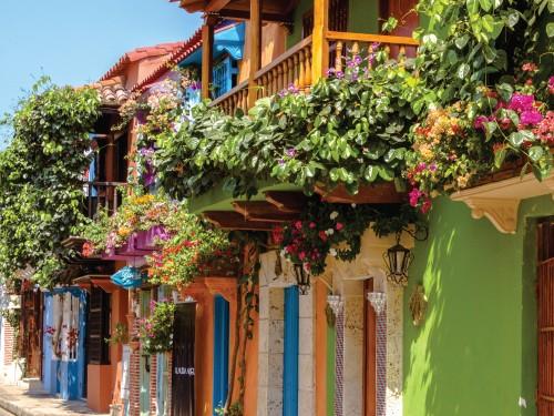 Pasaje a Cartagena con LATAM Airlines