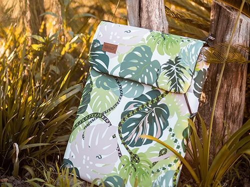 Reposera Chilly Plegable Portátil Diseño Selva