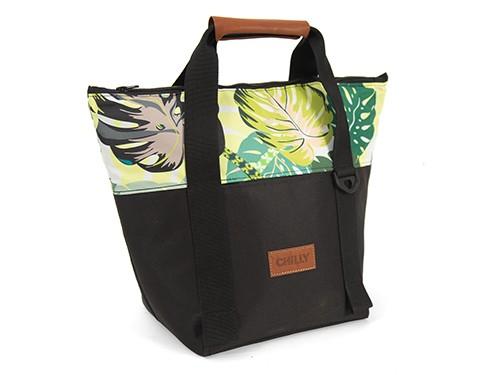 Bolso Térmico Chilly 10 lts de tela estanco diseño Selva