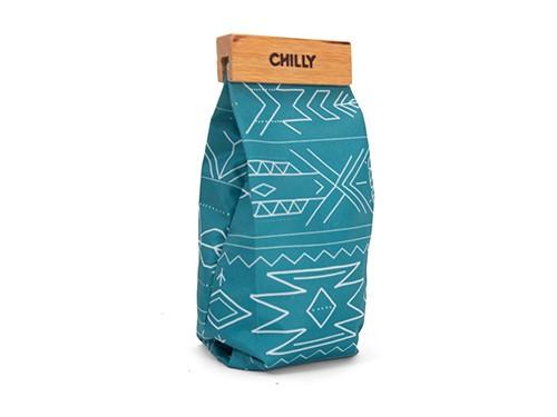 Yerbera de Tela Chilly 500 grs Diseño Indie