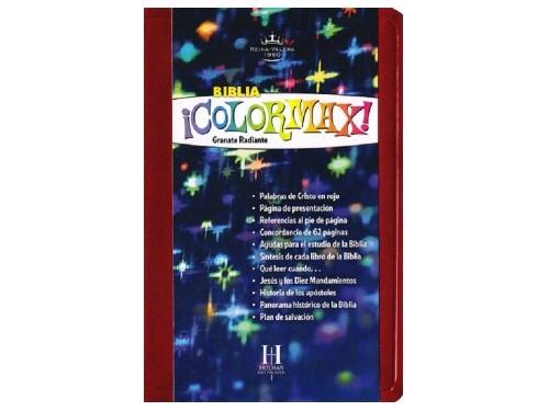 Biblia Juvenil Colormax Reina Valera 1960