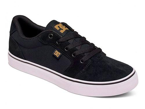 Zapatillas Urbanas Skate Niños DC Shoes Anvil TX