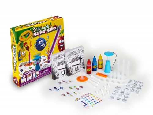 Fábrica Marcadores Crayola Tienda Oficial Con Aromas