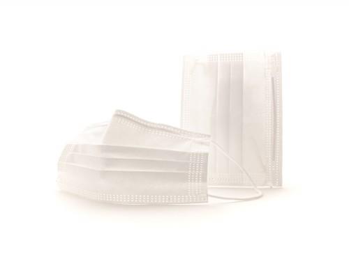 Barbijos Blancos ANMTAT Triples - Tribus (50und)