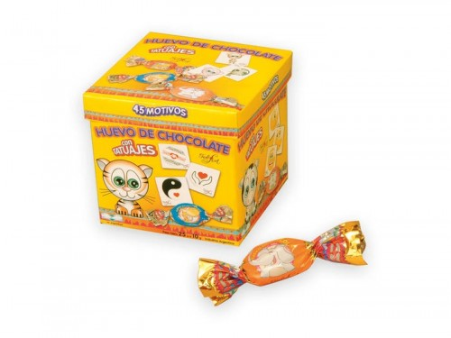 Box Mini Huevos Felfort. Caja con 25 u. de 10g.
