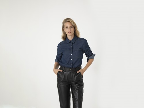 Camisa de Mujer Hannah Denim Yagmour