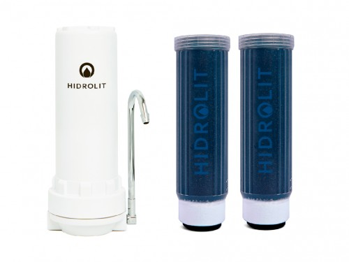 Purificador de Agua + Filtro de Repuesto Hidrolit Certificado ANMAT