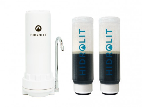 Purifcador Agua + Filtro Extra Elimina Arsénico Cloro Metales Hidrolit