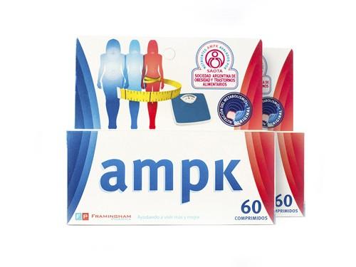 AMPK x 60 comprimidos Pack x 2