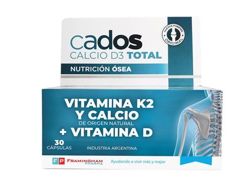 CADOS - Calcio Vitamina D3 Total