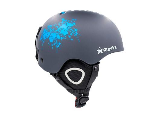 Casco Ski Snowboard Bicicleta Skate Nieve Unisex Alaska Snowpark