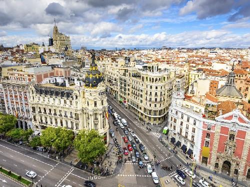 Vuelos a Madrid en hasta 18 cuotas