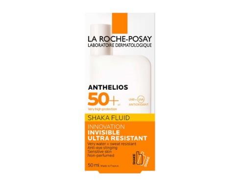 Anthelios Protector Solar Ultra Shaka Fluido Invisible SPF 50+ 50 ml