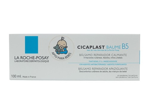 Cicaplast Baume B5 Multi-reparador 100 ml