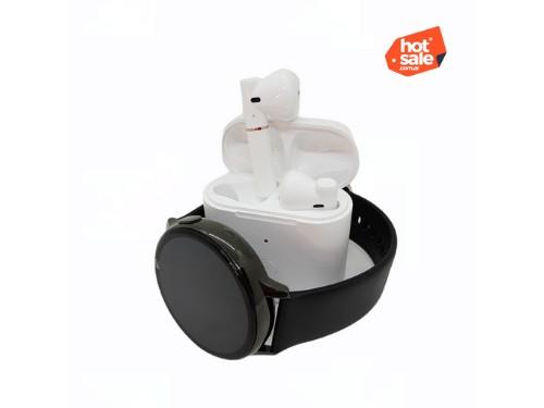 SuperCombo - Reloj Inteligente SmartWatch S20 + Auriculares Qcy T8