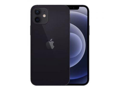 IPhone 12 Mini iOS 14 64Gb 4GB  Red: 5G  Negro Modelo: MGDX3LE/A