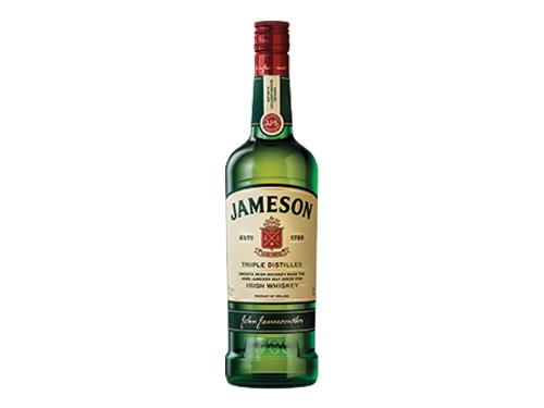 Jameson Whisky Irlandés Botella De 750 Ml
